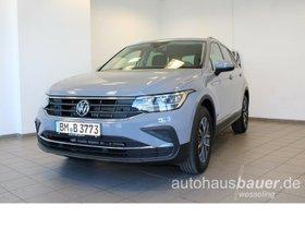 VW Tiguan Life 1,5 l TSI OPF - Business Premium, Discover Media
