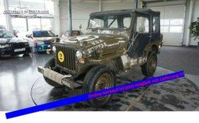 JEEP  Willys Overland 4x4 Kupplungschaden-