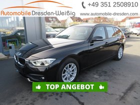 BMW 318 d Touring Advantage-Navi-Tempomat-PDC-LED-