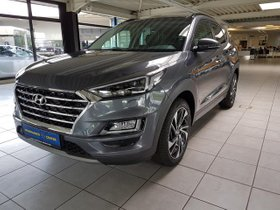 Hyundai Tucson Premium 4WD 23000Km-Voll-Autom.-Leder-...