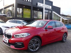BMW 118dA Sport LED Live+ACC DAB HiFi Leas.o.A.313,-