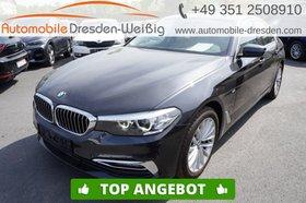 BMW 525 d Luxury Line-Navi Prof-H&K-Kamera-Leder-LED