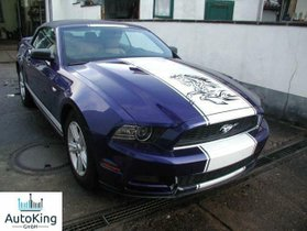 FORD Mustang Cabrio 3,7 V6 DE-Zulassung Leder Klima
