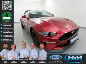 FORD Mustang 5.0 Ti-VCT V8 Aut. Convertible GT (ACC)