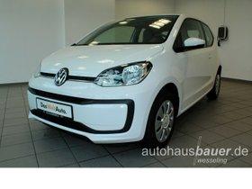 VW up! move 1.0 - Klima, Composition Phone