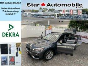 BMW X1 xDrive 20d Sport Line-AHK-RFK-LED-SH-TEMP-EU6