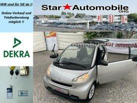 SMART Micro Hybrid Drive 1,0 Ltr. - 52 kW KAT-KLIMA+-