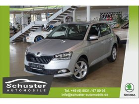 SKODA Fabia Cool Plus 1.0 TSI PDC SHZ BT-Freisprech