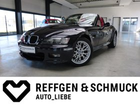 BMW Z3 ROADSTER LAST EDITION+KLIMA+LEDER/ROT+1HD+TOP