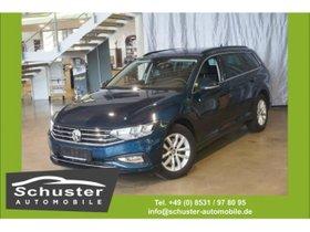 VW Passat Variant Business 2.0TDI-DSG LED Navi AHK