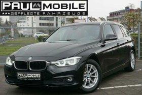BMW 320dA Advantage Navi LED AHK Tempomat Euro6 SLI