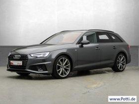 Audi A4 Avant 35 TDi sport S-line black ACC Virtual