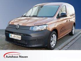 VW Caddy 5-Sitzer Motor: 2,0 l TDI EU6 SCR 75 kW Getriebe: 6-Gang-Schaltgetriebe Radstand: 2750 mm