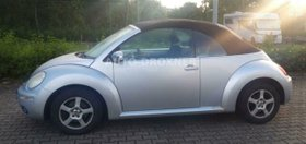 VW New Beetle Cabriolet 1.6