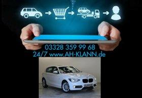 BMW 118d 143 PS SportLine Automatik Navi Keyless GO