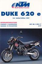 KTM 620 LC4 Duke - 4th Edition - Super Moto - 30 mm tiefergelegt