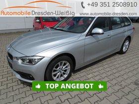 BMW 318 d Touring-Navi-PDC-AHK-LED-Sitzheizung-