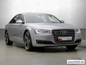 Audi A8 4,2 TDi q. ACC HuD Kamera NaviPlus DAB BOSE