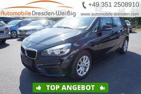 BMW 216 Active Tourer d-Sitzheizung-PDC-Isofix-
