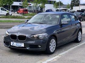 BMW 116 d Navigation Sitzheizung Einparkhilfe