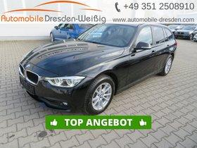 BMW 318 d Touring-Navi-PDC-Sitzheizung-LED-