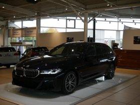 BMW 520d Touring Facelift M-Sport AHK Pano Laser HUD