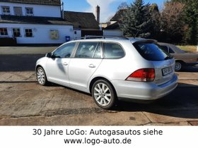 VW Golf Variant LPG Autogas=tanken für 60 Ct. Trend