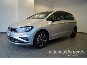 VW Golf Sportsvan VII IQ.DRIVE 1,5 l TSI ACT DSG -Navigation, Kamera v+h, Chrom-Paket