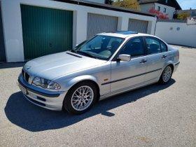 3er BMW mit wenig km!