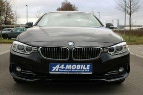 BMW 435 i Cabrio Aut. Luxury Navi Leder Bi-Xenon