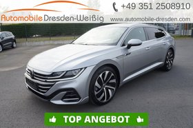 VW Arteon Shooting Brake 2.0 TSI DSG R-Line-HeadUp