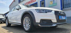 AUDI A4 Allroad Quattro 2.0 TDI S tronic Matrix ACC Laneasisst MMI Sound Virtual Cockpit Head up