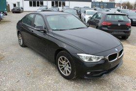 BMW 320d-NAVI-LED-8 FACH BEREIFT-AHK-16ZOLL-PDC-
