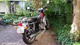 Fahrbereiter Oldtimer SR 500
