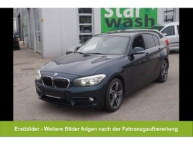BMW 125 d Sport Line Autom Navi e-Sitze PDCv+h SHZ
