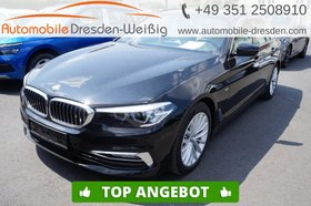 BMW 530 d Touring Luxury Line-Navi-Kamera-LED-Leder-