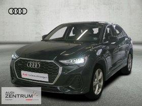 Audi Q3 Sportback 45 TFSI quattro basis S tronic MMI