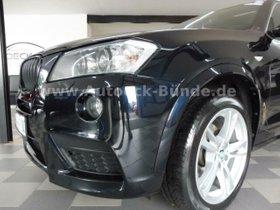 BMW X3 xDrive20d M-Sportpaket-Panorama-Xenon-Navi