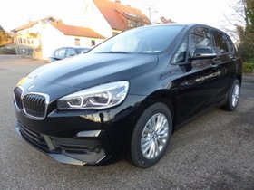 BMW 218d Active Tourer, Navi, Alu, Sitzheizung