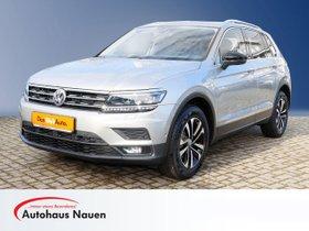 VW Tiguan 1.5 TSI IQ Drive DSG Navi LED Standheizung ACC BlindSpot Ganzjahresreifen
