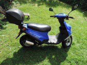 Motorroller Flash 50