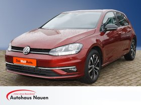 VW Golf VII 1.0 TSI IQ Drive Navi ACC LaneAssist BlindSpot