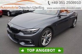 BMW 440 i Cabrio xDrive M Sport-Navi Prof-HeadUp-H&K