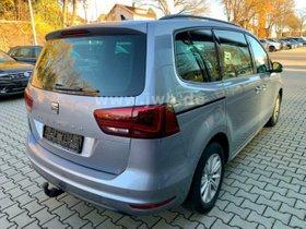 SEAT Alhambra 1.4TSI Style Np.43tE 7Sitze AHK Navi Xe