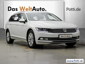 Volkswagen Passat Variant DSG 2,0 TDI BMT Highline ACC LED