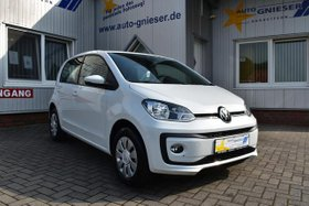 VW up! 1.0 MPI Basis -Klima-DAB-Nebel-SHZG-Spurh...