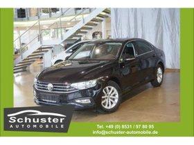 VW Passat Business 2.0TDI-DSG ACC Navi AHK Spurass.