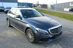 MERCEDES-BENZ C 220 d T EXCLUSIVE-NAVI-LED-KAMERA-16 ZOLL-
