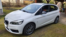 BMW 225xe iPerformance Active Tourer Plug-in Hybrid