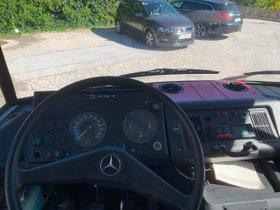 Abgelastet und umgebautes Mercedes Benz N1 L 407 Oldtimer - Löschfahrzeug zum Campen, fahrbar mit B Führerschein!